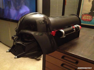This is the best mailbox EVER - worth every penny of whatever it costs.
